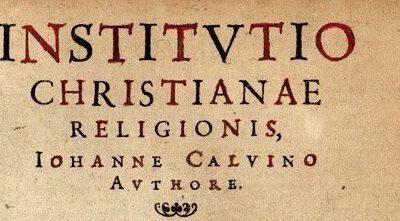 Samenvatting boek 'de Institutie' – Johannes Calvijn – Boek 2, Hoofdstuk 7
